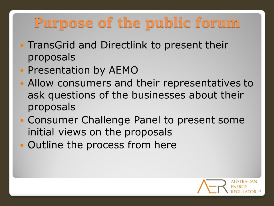How does the proposal affect consumers - TransGrid r 5