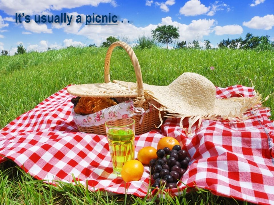 © 2011 Bentley Systems, Incorporated 32 | WWW.BENTLEY.COM It's usually a picnic..
