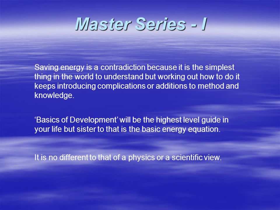 As it turns out, both cycles can be integrated to reveal the process of evolution for advancing intelligence anywhere in the universe, or what is known as: Sequenced Evolution Master Series - I