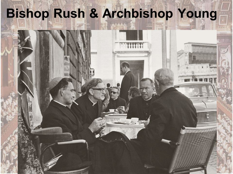 Bishop Rush & Archbishop Young