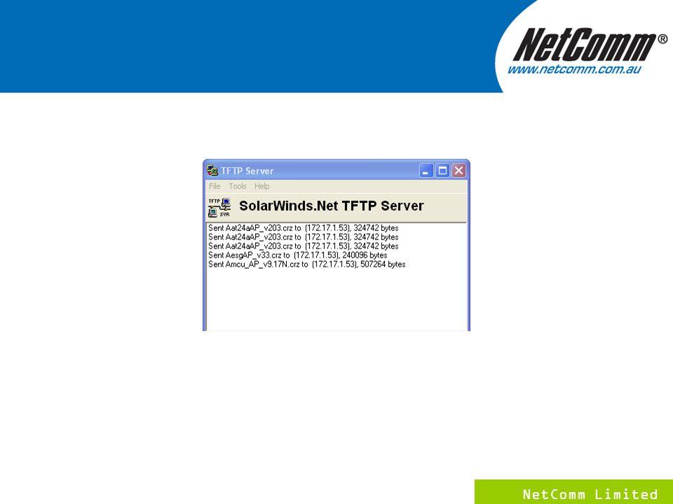 NetComm Limited 22