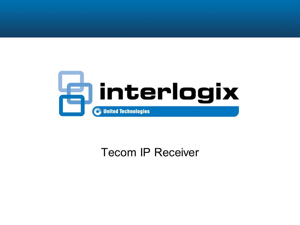 Tecom IP Receiver