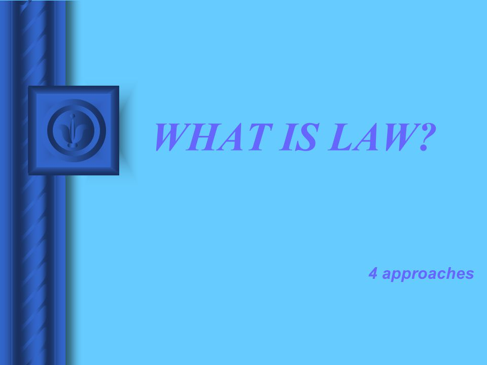 LEGAL REALISM Oliver Wendell Holmes (laid groundwork) The prophecies of what the courts will do in fact, and nothing more pretentious, are what I mean by law (This is the question which the bad man wants answered.) John Dewey (Dewey decimal system) Karl Llewellyn Jerome Frank 20th Century