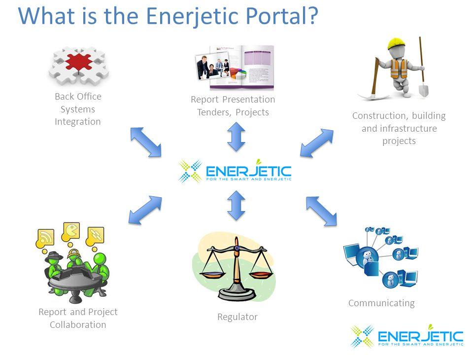 What is the Enerjetic Portal.