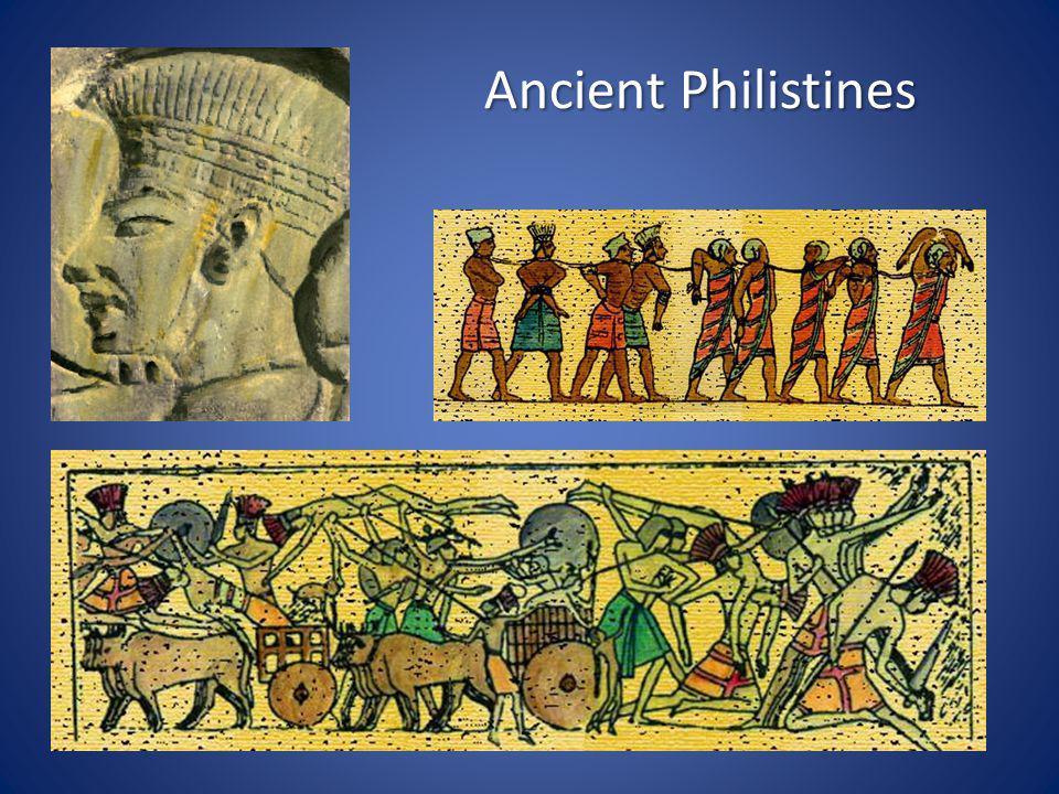 Ancient Philistines