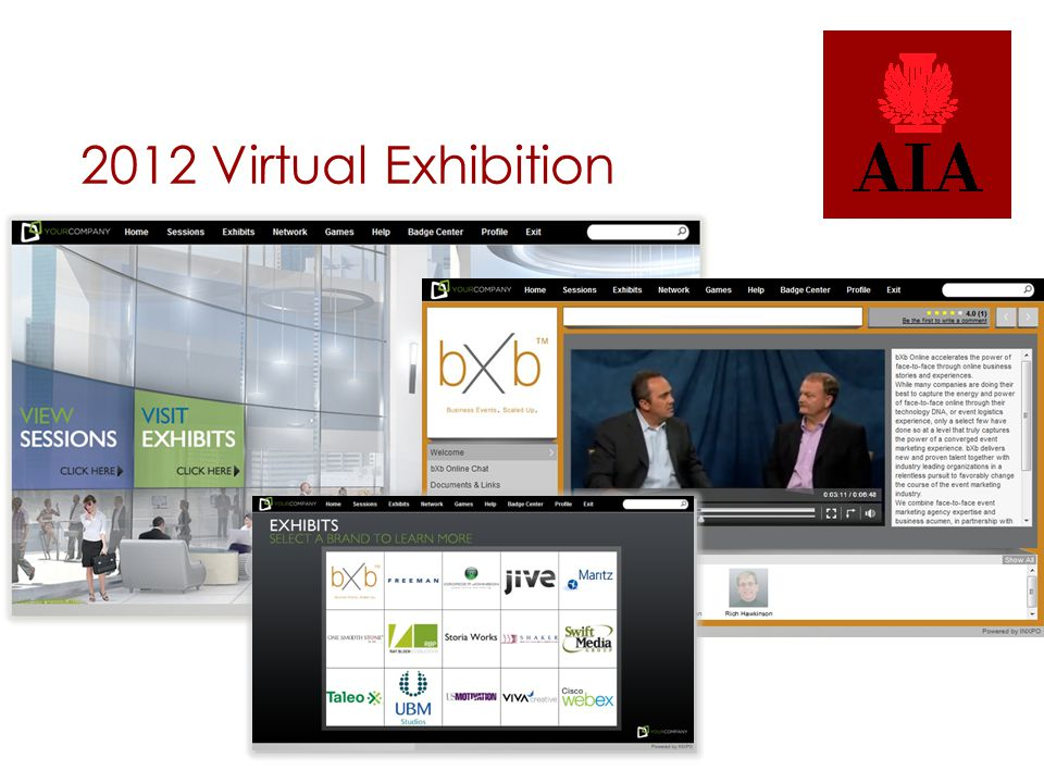 2012 Virtual Exhibition