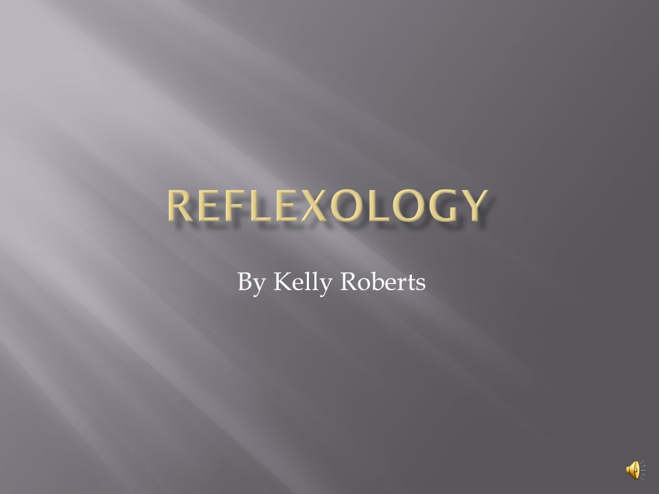  Gillanders, A 2007, The Complete Reflexology Tutor, Octopus Publishing Group Ltd, London.