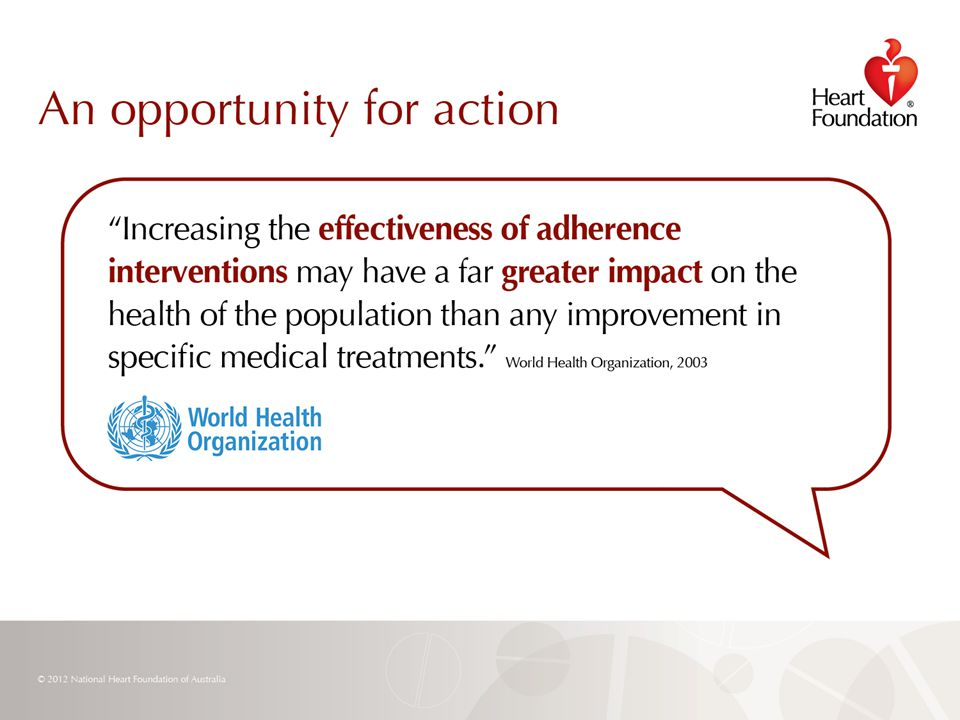 © 2012 National Heart Foundation of Australia Slide 11