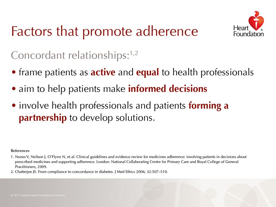 © 2012 National Heart Foundation of Australia Slide 24