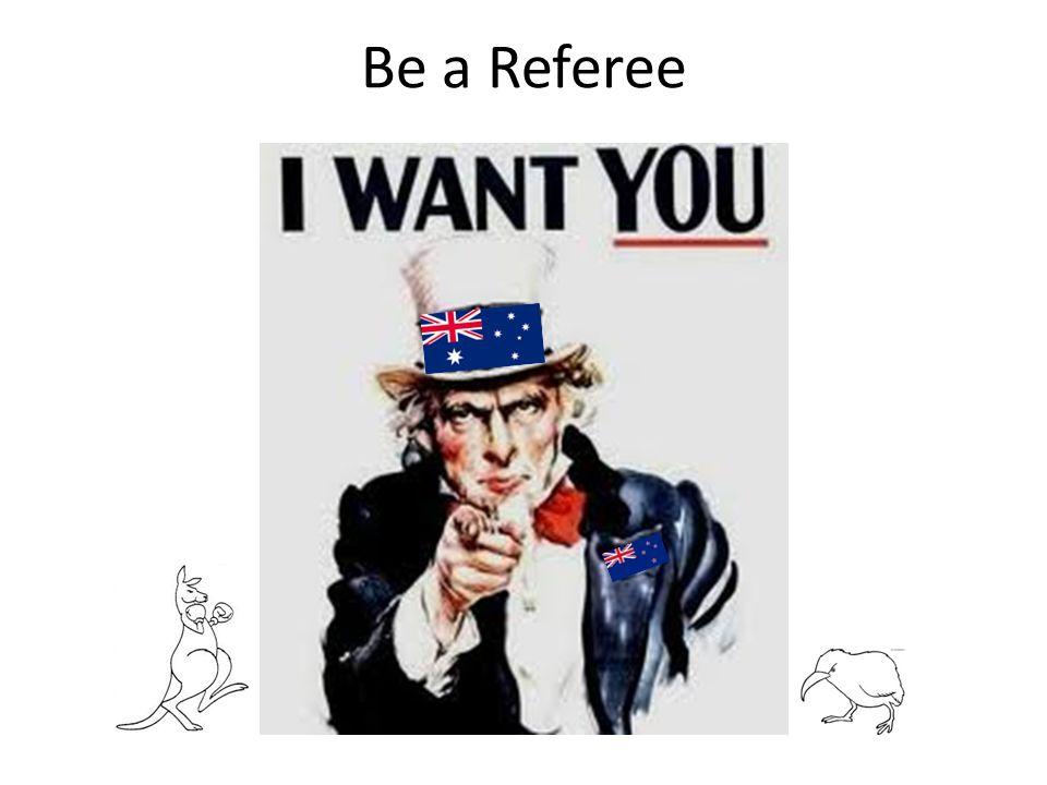 Be a Referee