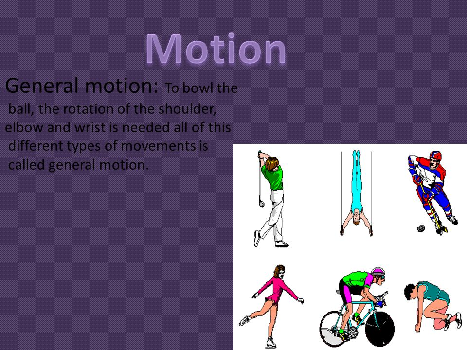 movement of the body where all parts move in the same direction at the same time along a line.