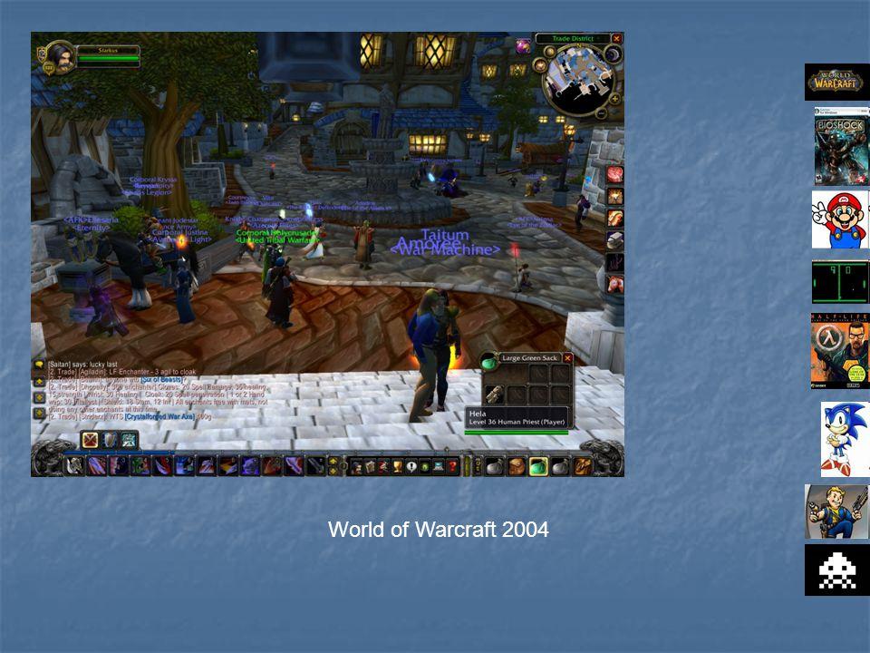 World of Warcraft 2004
