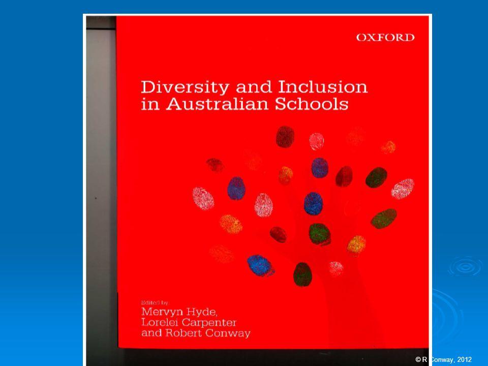 Three areas still in debate 1.Principles behind inclusion 2.
