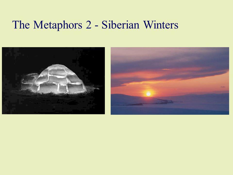 The Metaphors 2 - Siberian Winters
