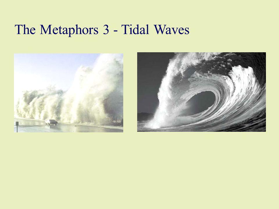 The Metaphors 3 - Tidal Waves