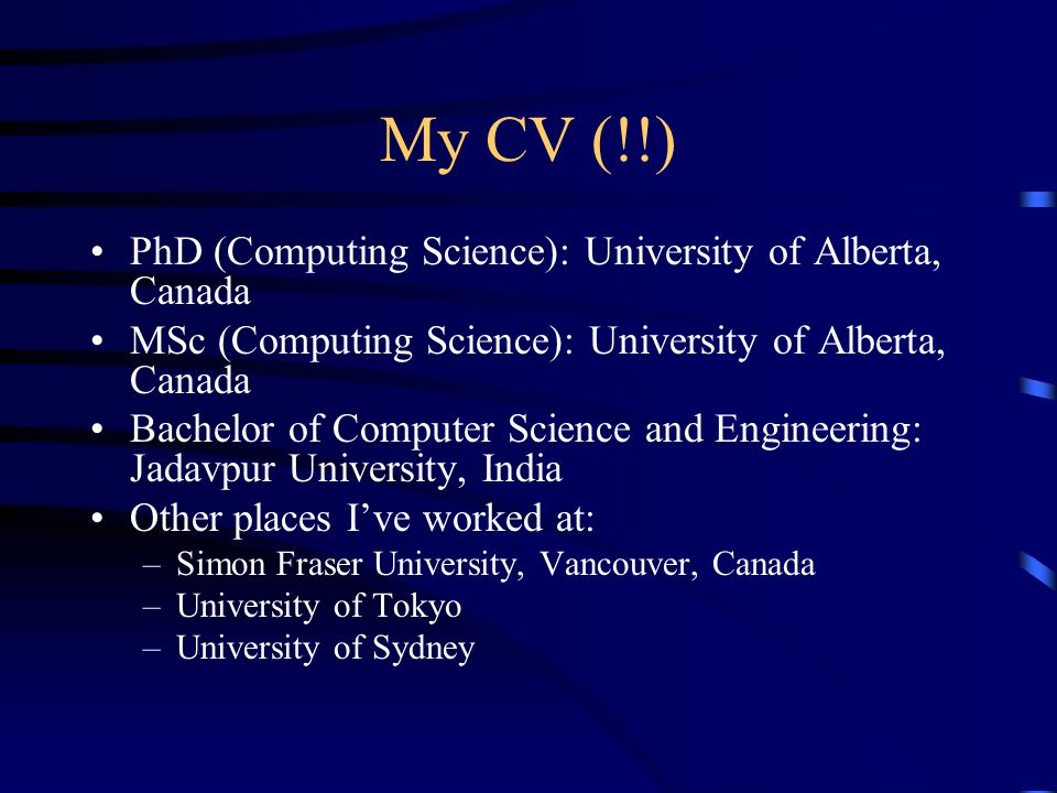 My research Artificial intelligence: –Formal knowledge representation and reasoning –Constraint programming and its applications –Agent technology and its applications Other: –Requirements engineering –Business process management –Service-oriented computing –Supply chain management