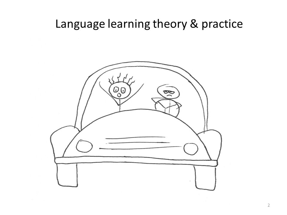 Language learning theory & practice 2