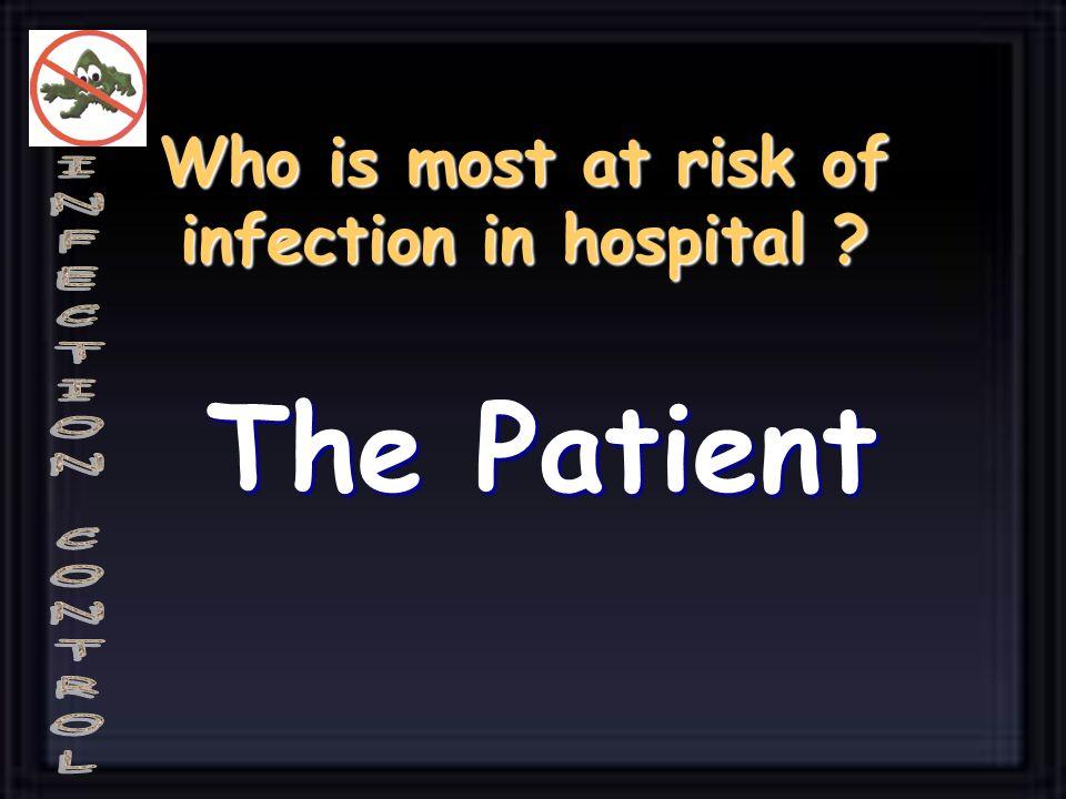 BUG WATCH Infection Control Awareness Program