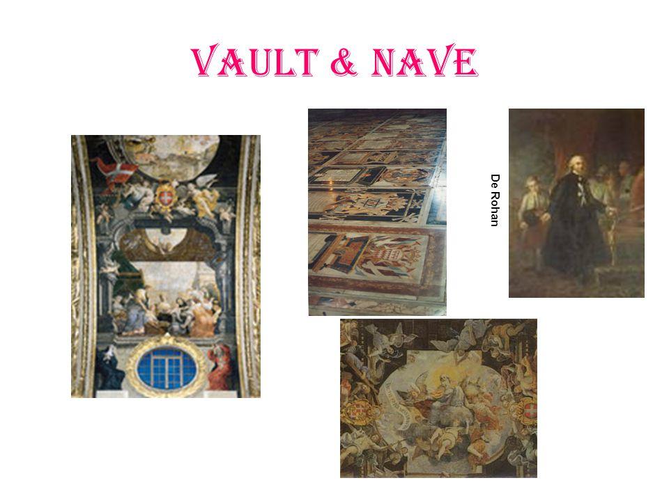 Vault & Nave De Rohan
