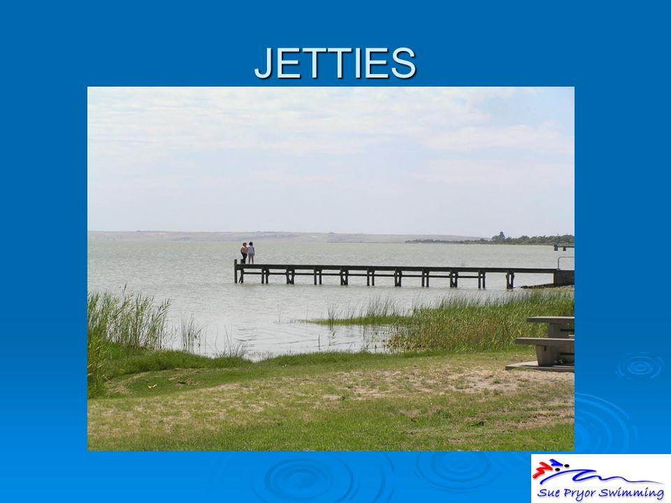 JETTIES