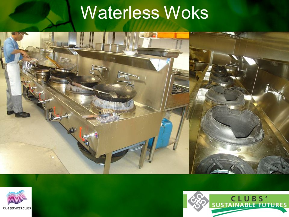 Waterless Woks