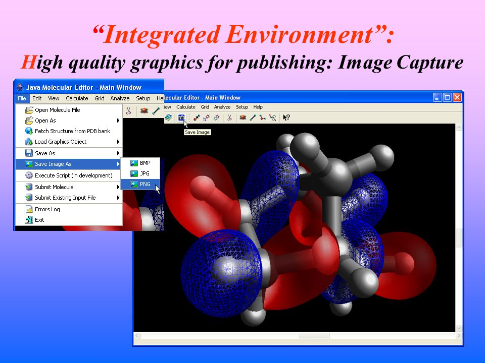 Integrated Environment : High quality graphics for publishing: Image Capture