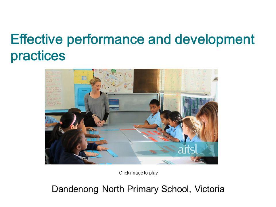 Dandenong North Primary School, Victoria Click image to play