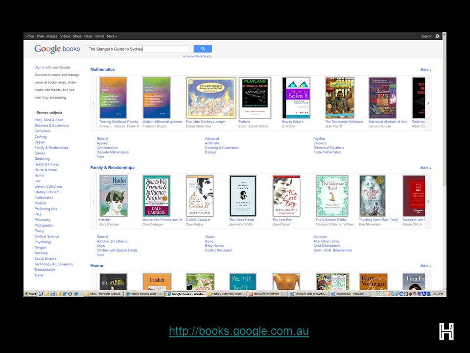 http://books.google.com.au