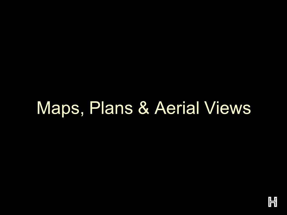 Maps, Plans & Aerial Views