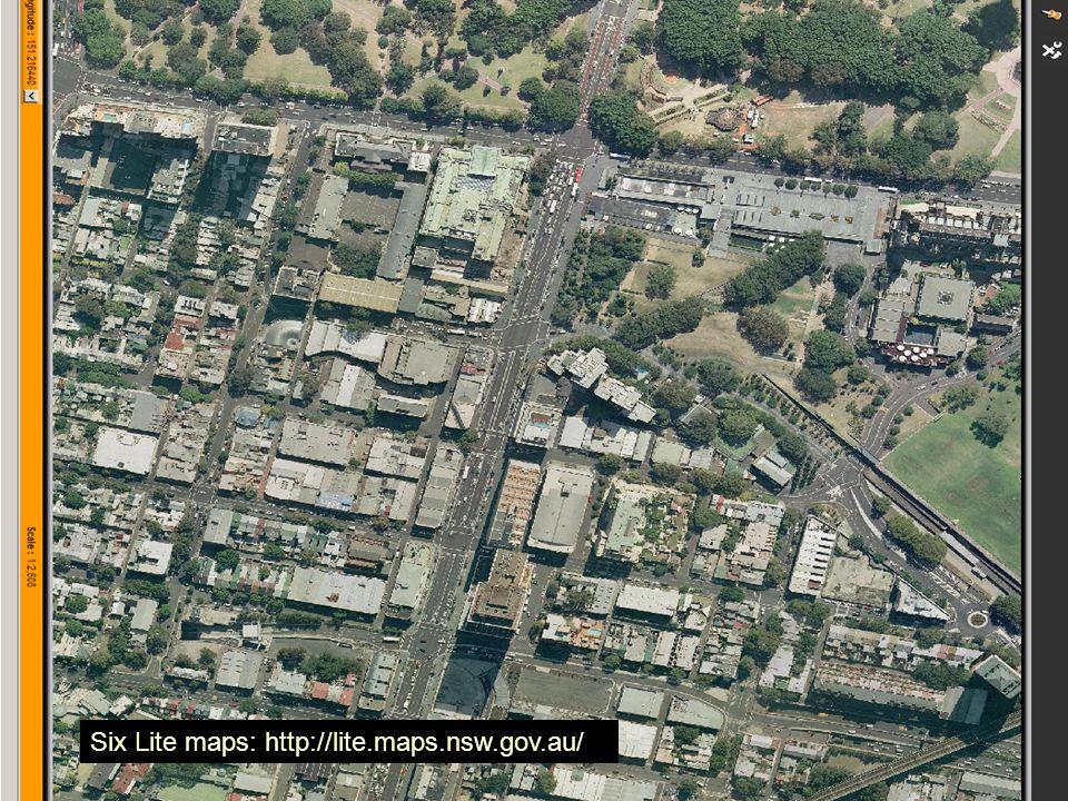 Six Lite maps: http://lite.maps.nsw.gov.au/