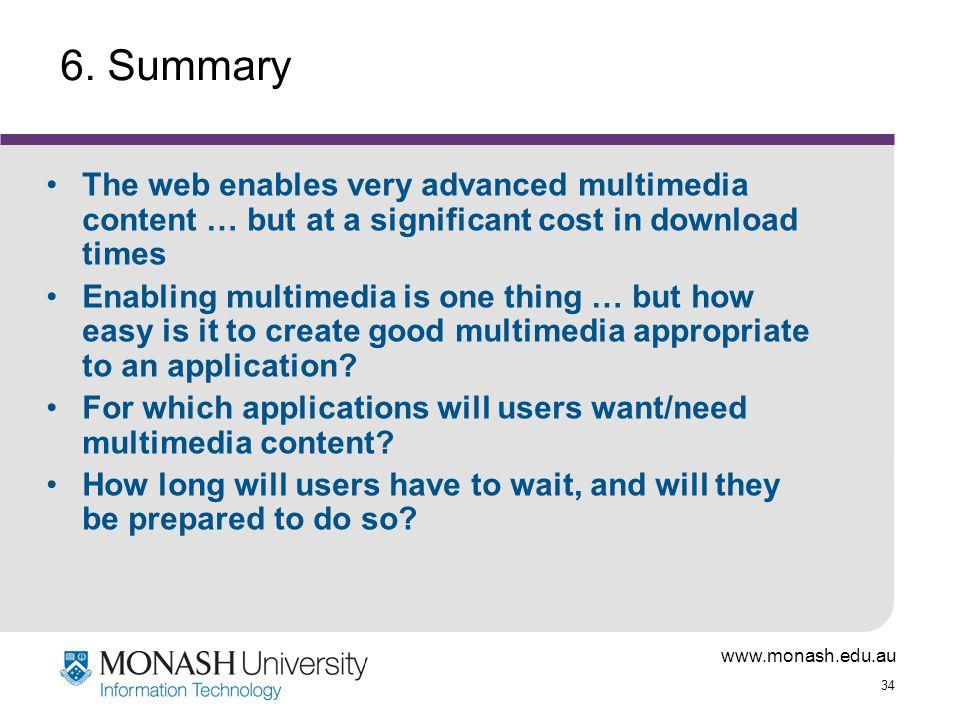 www.monash.edu.au 34 6.