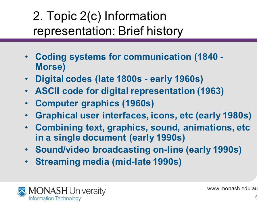www.monash.edu.au 8 2.