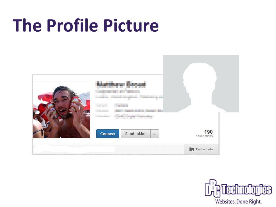 The Profile Picture