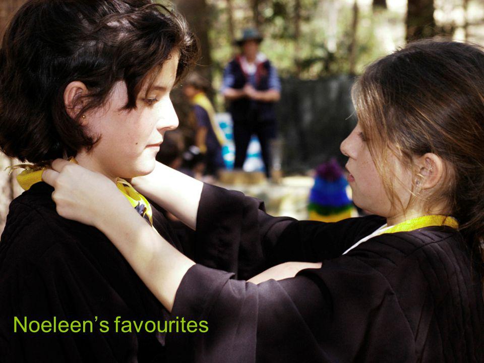 Noeleen's favourites
