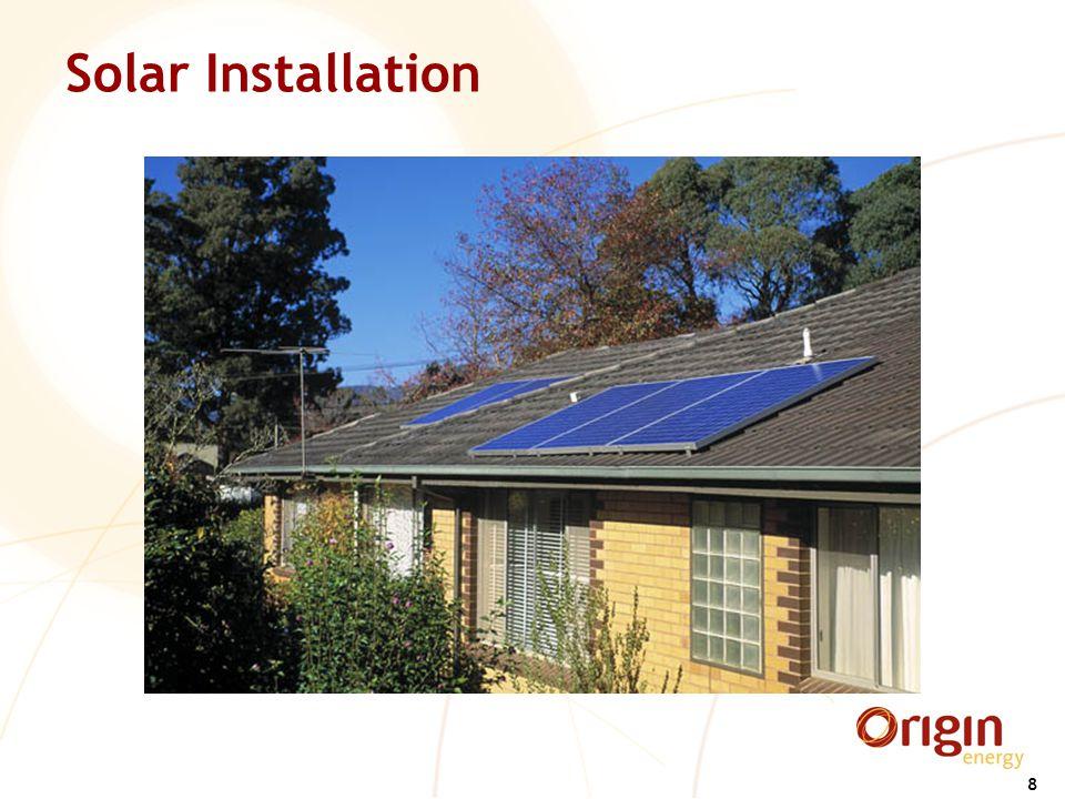8 Solar Installation