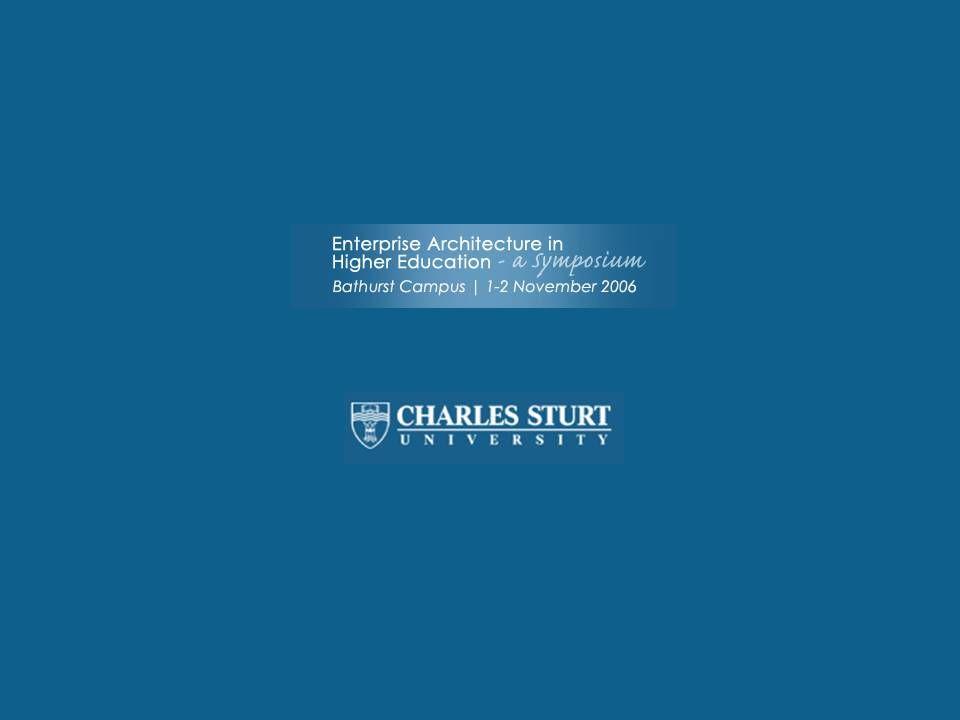 EA @ CSU 2006 Resources & Strategy