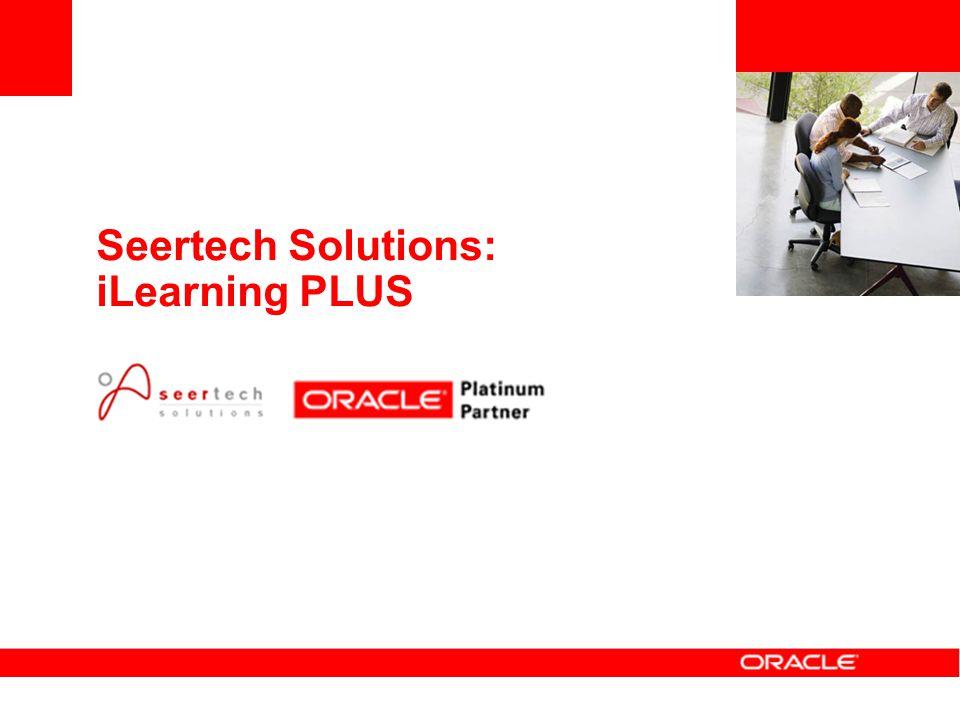 Seertech Solutions: iLearning PLUS