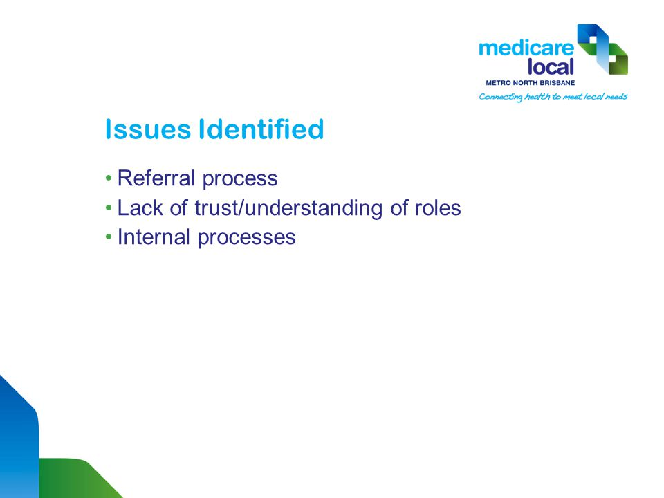 Referral Process CDU GP Referral Required Other Teacher Parent Assessment of Referrals GP