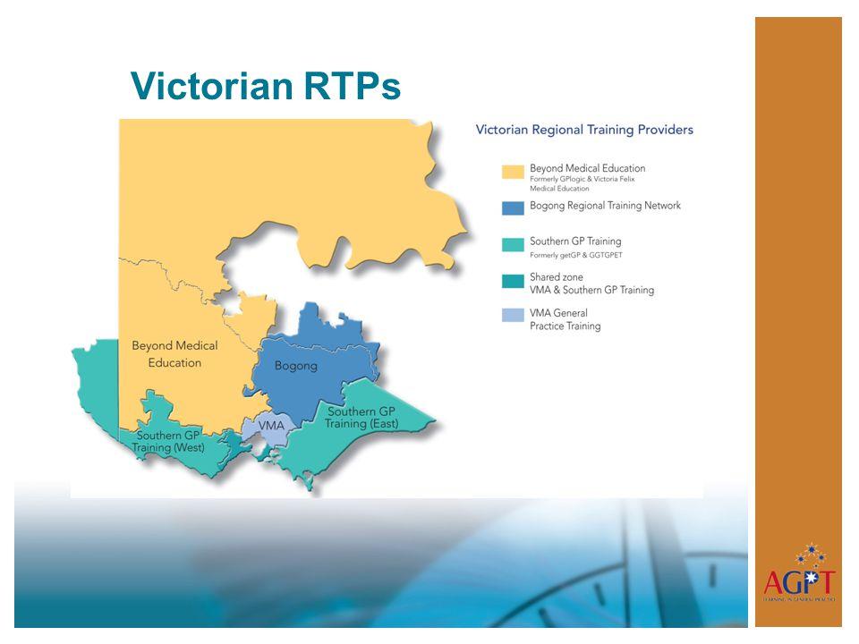 Victorian RTPs