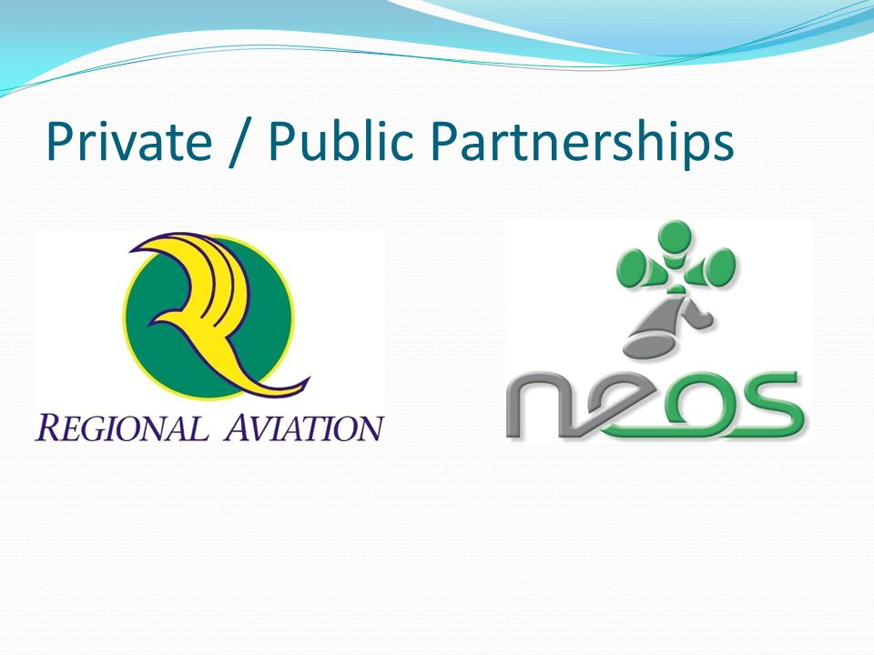 Private / Public Partnerships