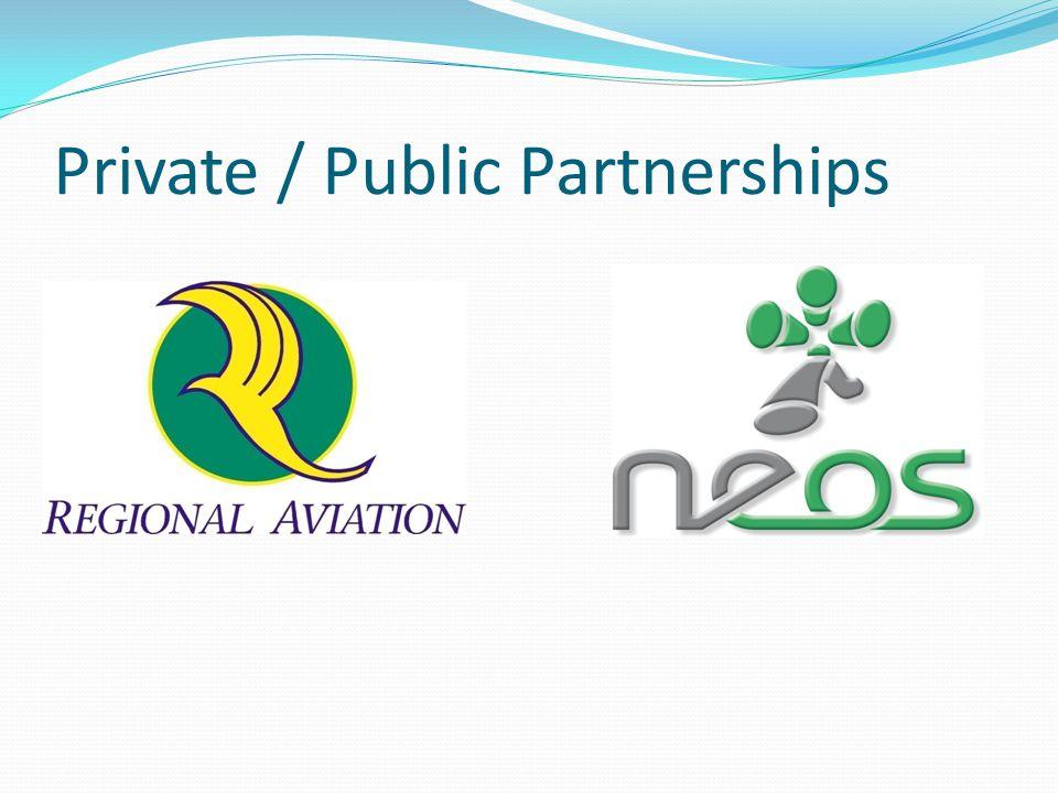 Private / Public Partnerships