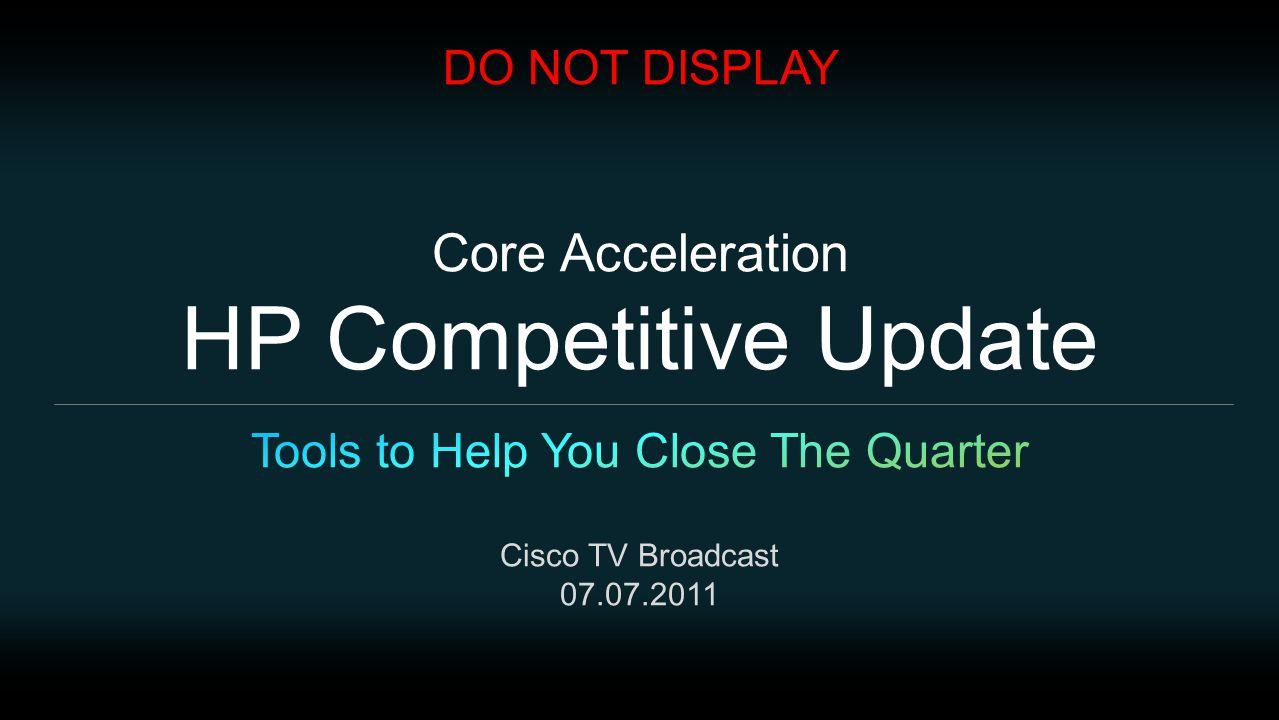 42 Source: Dell'Oro, calendar quarters $B HP Rev Share 9.9% 10.6% 10.5% 9.3% 10.5% 10.3% 10.5% 11.9% 21.3% 21.8% 22.5% 20.5% 19.9% 20.3% 20.9% HP Port Share