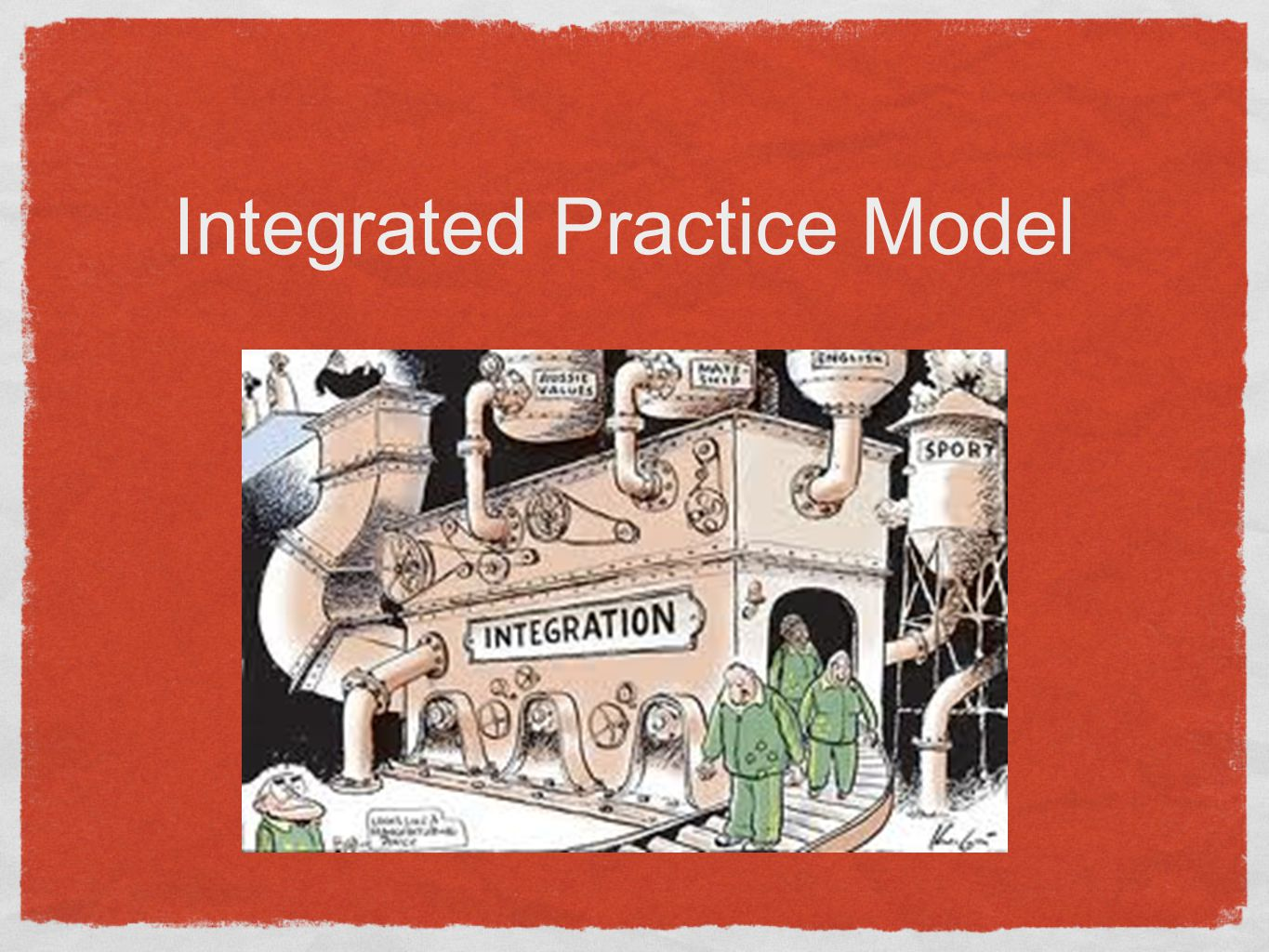 Integrated Practice Model
