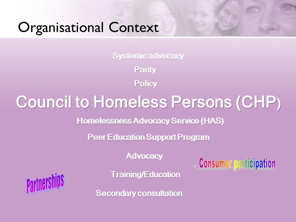 Organisational Context