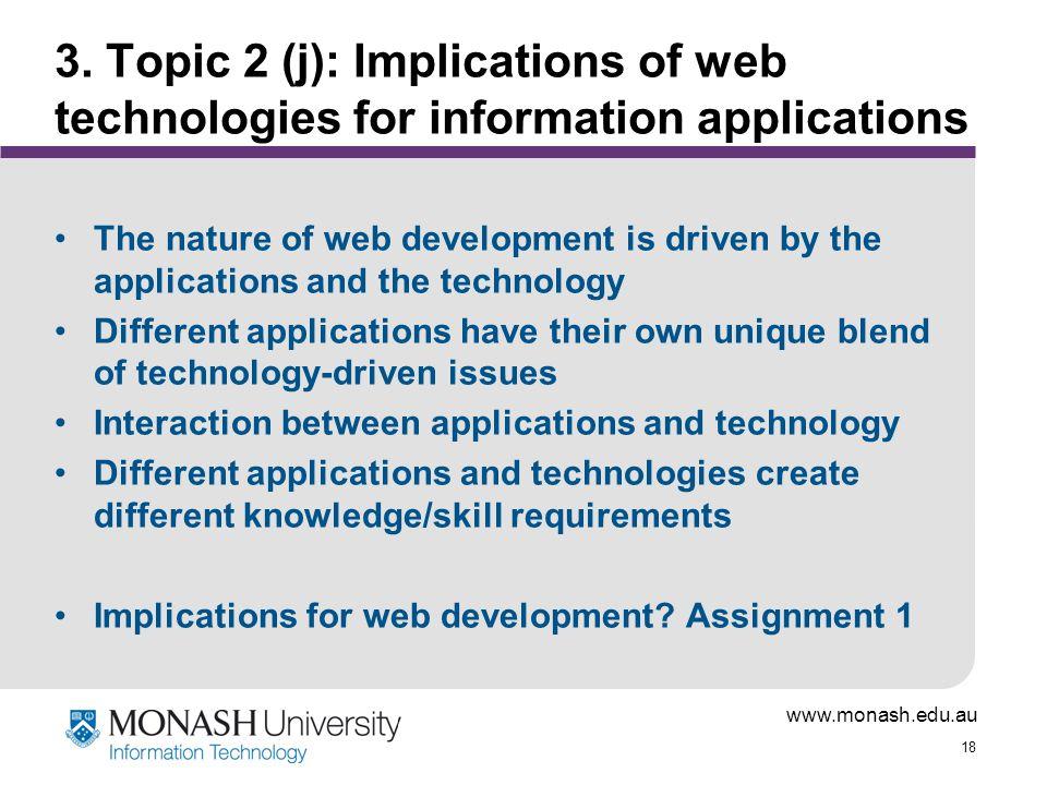 www.monash.edu.au 18 3.