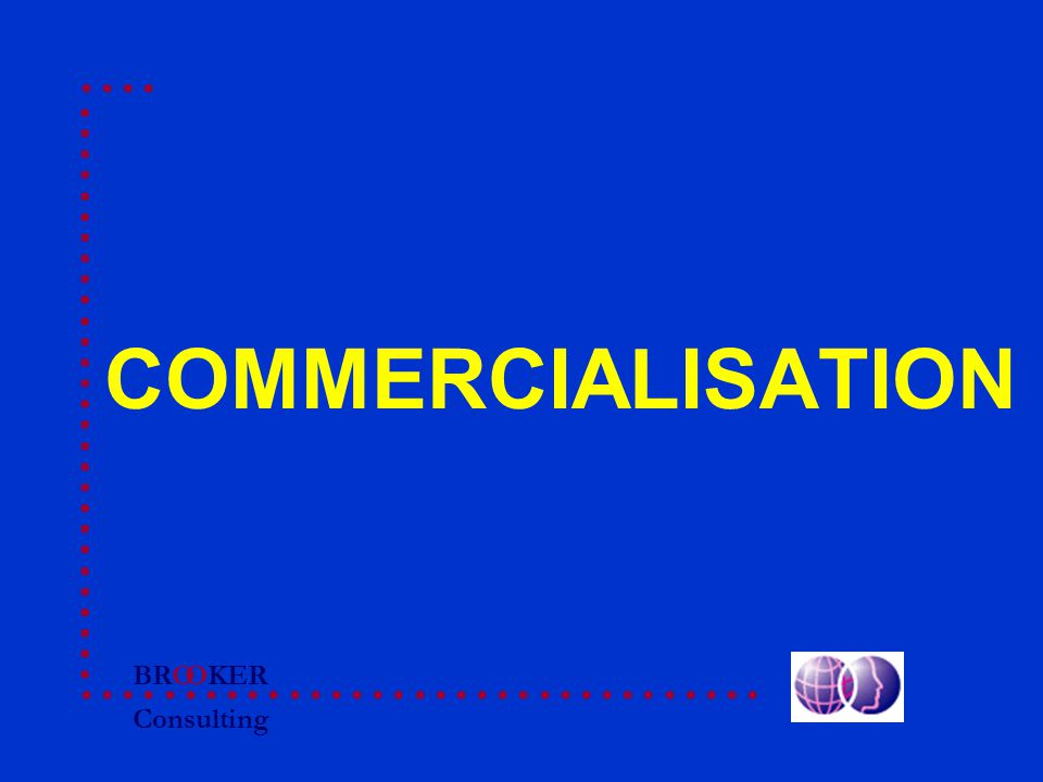 BRO Consulting OKER COMMERCIALISATION