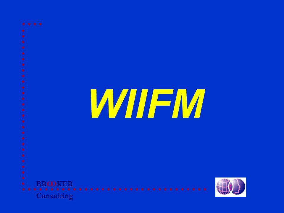 BRO Consulting OKER WIIFM
