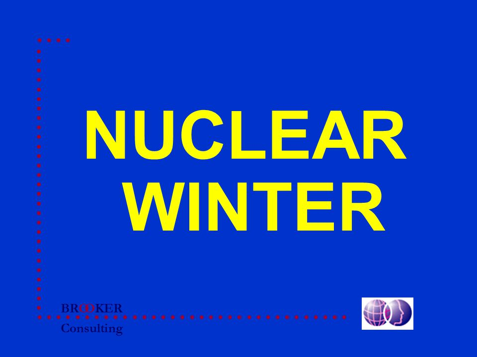 BRO Consulting OKER NUCLEAR WINTER
