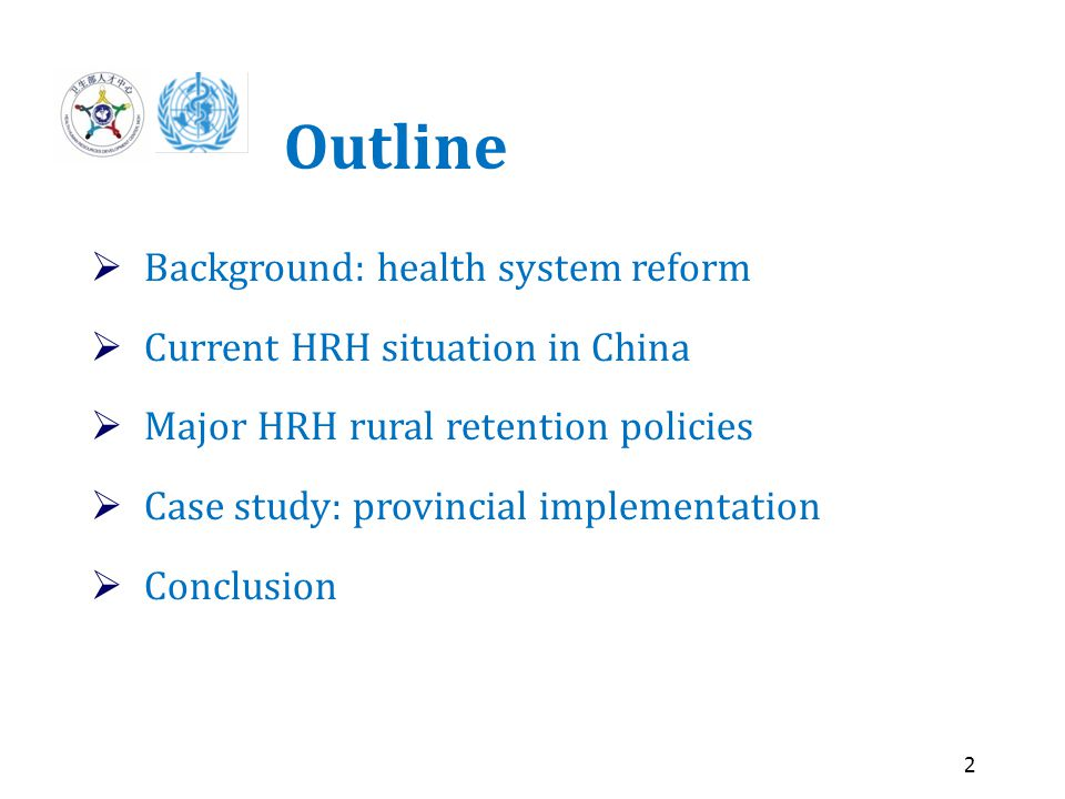 13 Current HRH Situation (8) Health professional geo-distribution between urban and rural areas (/1000 population) Year 20052007200820092010 Health Professional3.573.763.924.154.37 Urban5.826.446.687.157.62 Rural2.69 2.802.943.04 Reg.