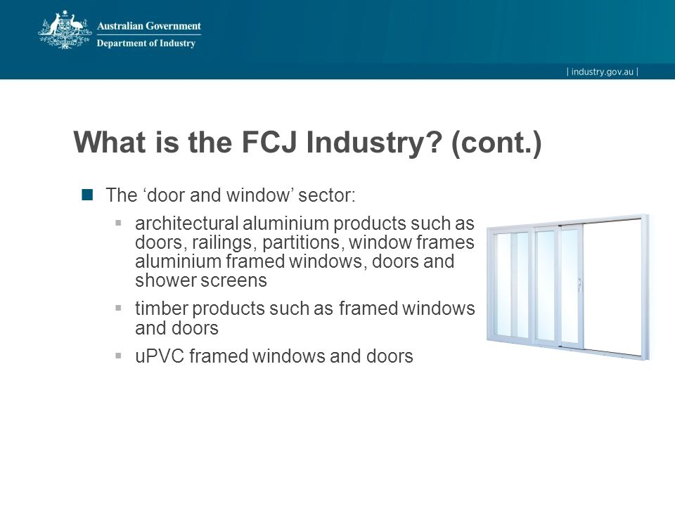 What is the FCJ Industry.